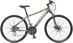 Велосипед 28 Stinger CAMPUS 1.0 2017 серый