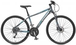 Велосипед 28 Stinger CAMPUS 2.0 2017 серый