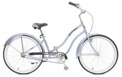 Велосипед 26 Stinger CRUISER Lady 2017 голубой