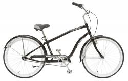 Велосипед 26 Stinger CRUISER Nexus 2017 черный