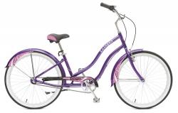 Велосипед 26 Stinger CRUISER Nexus Lady 2017 фиолетовый
