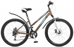 Велосипед 26 Stinger ELEMENT lady D 2017 коричневый