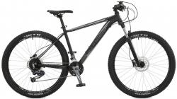 Велосипед 27,5 Stinger GENESIS HD 2017 черный матовый