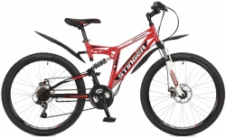 Велосипед Stinger HIGHLANDER 100D 26