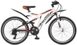 Велосипед 24 Stinger HIGHLANDER 200V 2017 белый