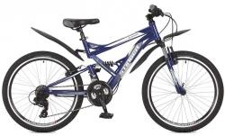 Велосипед 24 Stinger VERSUS 2017 синий
