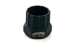 SuperB 1045, Съемник для трещетки или кассеты под ключ 24мм