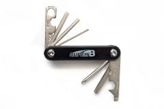 SuperB 9640, Складной набор инструмента 11 в 1