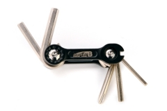 SuperB 9860, Складной набор инструмента 6 в 1