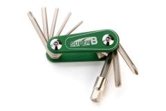 SuperB 9920, Складной набор инструмента 9 в 1