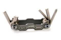 SuperB 9950, Складной набор инструмента 5 в 1