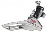Переключатель передний Shimano, TY10, верхн. тяга, 28.6, 42T