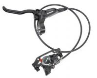 Тормоза гидравлические Shimano BR-M315 черные перед, 800мм