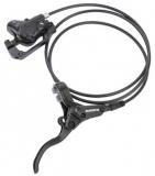 Тормоза гидравлические Shimano BR-M395 1350мм, черные задние