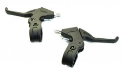 SAIGUAN, Тормозные ручки BL-105 комплект левая+правая, пластик
