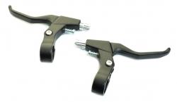 SAIGUAN, Тормозные ручки BL-208 комплект левая+правая, алюм.