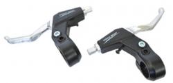 Vinca Sport, Тормозные ручки детские (пара), материал пластик/алюм, черные VB 61 black
