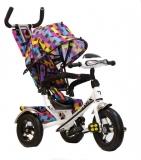 Трехколесный детский велосипед TRIX HG-T50, мультицвет