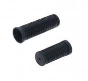 TRIX, Грипсы резиновые, черные 70+100 мм HL-G64