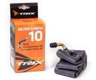 TRIX, Камера 10*2,0, кривой автониппель AV, бутиловая