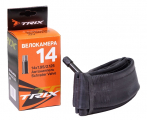 TRIX, Камера 14х1,95-2,125 автониппель AV, бутиловая