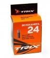 TRIX, Камера 24*1-3/8, автониппель AV, бутиловая