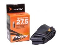 TRIX, Камера 27,5*1,95/2,125 автониппель 48 мм AV, бутил