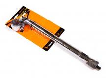 """TRIX, Вынос руля алюм., резьбовой 1"""", под руль 25,4мм, H- 300 мм, L - 40 мм, серебристый, JB-8633"""