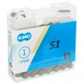 KMC Z-410, Цепь S1 1-скоростная, 112 звеньев, OEM