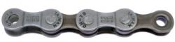"Цепь MAYA (UC51) 7 sp. (116 звеньев,Цвет:Dark Silver/Brown) ,длина пина 7,3 мм. UC51  (1/2""X3/32"") 7"