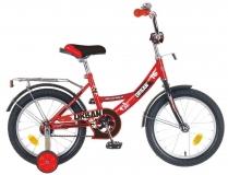 Велосипед 16 Novatrack URBAN 2016 красный