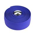 VELO,Обмотка руля VLT-1001-BL синий б/гелевой ленты