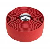 VELO,Обмотка руля VLT-1001-RD красный б/гелевой ленты