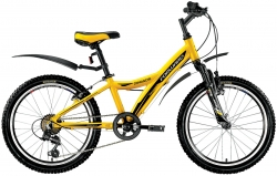 Велосипед FORWARD COMANCHE 2.0