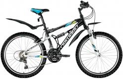 Велосипед 24 FORWARD EDGE 1.0 14,5рост 2017 черный