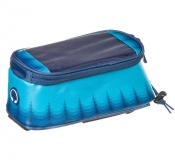 Roswheel, Велосумка на руль, отделение для телефона, голубой/синий, 121024LSL-B