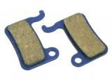 Колодки диск VENZO VZ-E08D-003 для Shimano BR-M965/966 с пружинкой