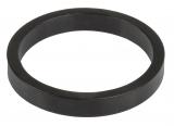 Vinca sport, Проставочное кольцо 5мм алюм. черное VST 5
