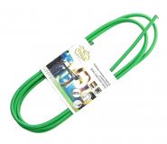 Vinca Sport, Рубашка тормозного тросика, D=5 VSC 2 green, зеленая, 2м