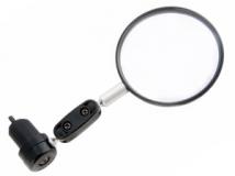 Зеркало параболическое, диаметр 50 мм, с торцевым креплением, Vinca Sport, VM 06