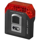MASTER, Задний фонарь RHL-02R красная линза, диод, 4 режима работы