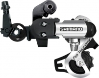 Задний переключатель Shimano Tourney RD-FT55 SS под болт