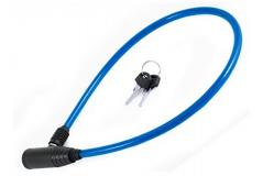 Vinca Sport, Велозамок 8*650мм, синий, VS 101.101 blue