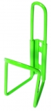 Vinca Sport, Флягодержатель алюминиевый в комплекте с болтами, зеленый HC 11 green