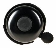 Vinca Sport, Звонок, алюм. чёрный, YL 01A black